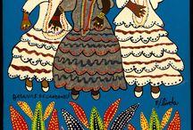 Pintura Naif