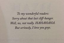 Book Dedications