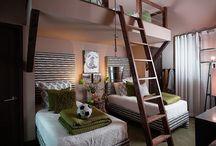 Bedroom ideas boys