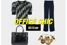 OOTD - Office Chic  / Just another day at the office and you don't know what to wear?