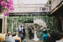 R+R Ceremonies / Beautiful photographs of past Race + Religious ceremonies! Take a look here for gorgeous ceremony inspiration with the beautiful backdrop of New Orleans, Louisiana. Get married under the bridge and second-line to your New Orleans reception!