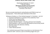 Whetstone Job Opportunities
