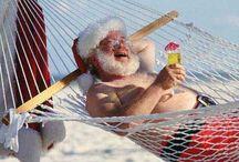 Father Christmas / by Rachel Pirie