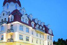 Noclegi Sopot - Hotel Rezydent***** / Hotel Rezydent***** - luksusowy hotel w Centrum Sopotu.