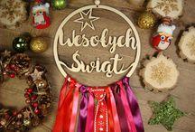 Boże Narodzenie - dekoracje i dodatki