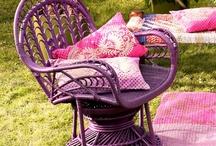 Outdoor Furniture / by Loretta Weedmark