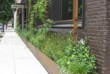 Contemporary Patios / Design ideas for contemporary garden designs and patios