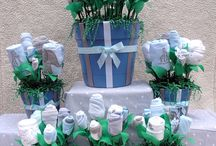 Baby - Shower Ideas / by Carrie LeBrescu Ross