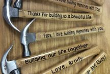 Father's Day Gifts / Show dad how much you care with a homemade Father's Day Gift!