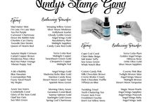 Lindy's stamp gang prducts
