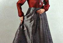 Hanbok - Korean traditional wedding dress designs