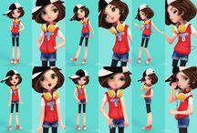 Character Design / Character Design
