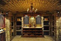Garden and cellar