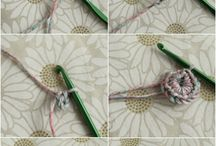 Flower Tutorial crochete