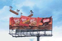 Billboard Project Inspiration