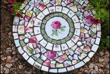 Steppingstones garden