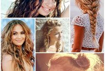 Gorgeous Beach Hairstyles / Trendy Beach Hairstyles