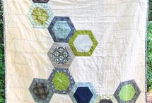 quilting / by Emily Neiman