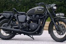 Motorcycles / by S Copp