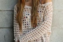 Crochet clothing