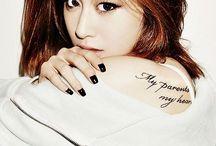 Kpop tattoo