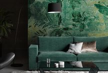 Style tip: Green / Green is everywhere right now. The colour green is apparent in the great botanic wave that we see from all sides at the moment. From fashion and furniture, to cafés and public spaces  `Green nuances freshen up your home. Use the green tones on decorative accessories and fabrics or as an accent colour on a wall´, advises Boconcept Collection Manager, Christine Thorsteinsson.