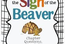 SIGN OF BEAVER / by Jennifer Roknich