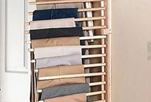 organizacja szafy