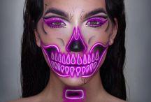 Make up Fluo