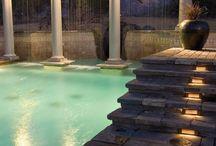 pools / waterfalls