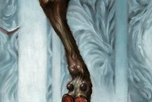 Artist Inspo: Esao Andrews / Work by Esao Andrews http://www.esao.net/index.php