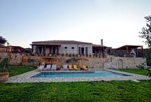 Villa Fioretta #Corfu #Greece #Island / A traditional stone building with all the modern comforts