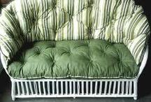 Capas p/ sofá, cortinas e estofados