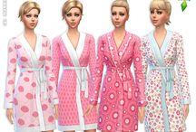 Sims 4 Tøj