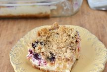 Sweet, sweet bars / All kinds of sweet dessert bars. / by Diana - My Humble Kitchen