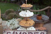 Dessert/food bars
