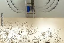 arta pe pereti