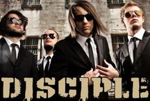 DISCIPLE ROCKS!!!!!! /   / by Abigail Garcia