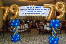 High School Reunion Planning