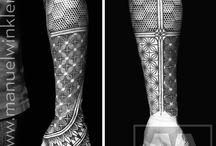 Hawaiian-Maori tattoo
