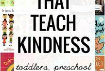Teaching kindness/empathy to children