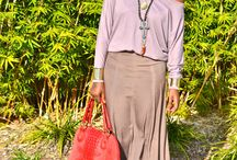 "BLOGGER""MS. STYLE PANTRY"" / by Mavis Wiggins"