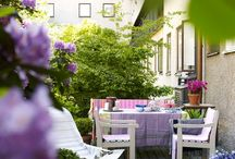 outdoor spaces / by Mary Lou S
