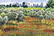ARTIST - Monet, Diane