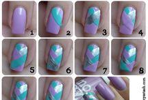 Nail ideas / by Kathryn Morgan