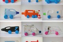 brinquedos de galão de amaciante