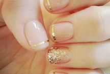 idees ongles mariage