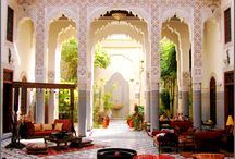 Moroccan & Indian home inspiritions