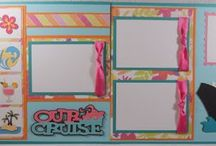 Scrapbook ideas / by Janet Bennett Cabibbo
