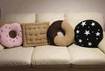 donuts yastiklar
